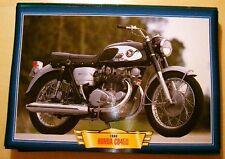 HONDA CB450 1966 CB 450 BLACK BOMBER MOTORCYCLE BIKE 1960'S PRINT PICTURE