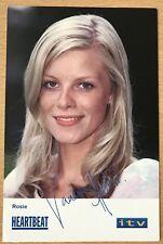 VANESSA HEHIR *Rosie* HEARTBEAT Pre-Signed Vintage YTV Cast Card