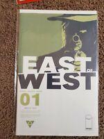 EAST OF WEST comic book LOT #1 thru 15 Image Comics 2017 Hickman