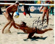 MISTY MAY TREANOR Autographed Signed OLYMPIC VOLLEYBALL Photograph - To Becca