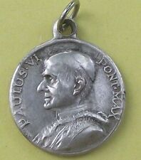 Medaille ancienne Paul VI,Papus Paulus,Anno Santo 1975