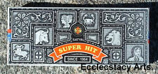 Satya Nag Champa Super Hit Incense Sticks 100 Gram - Sai Baba Superhit Incense