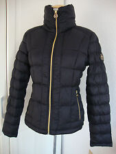 MICHAEL KORS Daunenjacke Damen Ultra Lightweight Packable Down Black Gr.L NEU