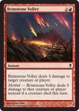 Brimstone Volley X4 (Conspiracy (2014)) MTG (NM) *CCGHouse* Magic
