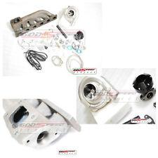 92-05 BMW E36 E46 323 325 328 330 GT30 Turbo Set Up Kit 350+