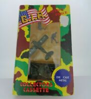 Vintage Diecast Attack Force US Military themed toy set Boxed