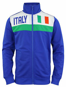 Outerstuff International Soccer Youth Italy Track Jacket