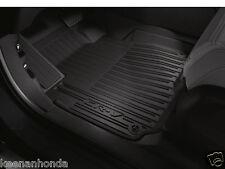 Genuine OEM Honda CR-V High Wall All Season Floor Mat Set 2017 08P17-TLA-110