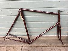 "Dawes Super Galaxy Frame FORK - 65cm 25 1/2"" Reynolds 531st TOUR XL FREEPOST"