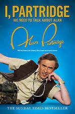 I, Partridge: We Need To Talk About Alan, Alan Partridge, New Book