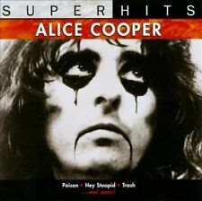 Alice Cooper - Super Hits [New and Sealed] CD
