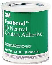 New Fastbond Contact Adhesive 3m Marine 20272 Quart