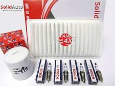 fits: MAZDA MX5 1.8i NC188 2005-2015  *OIL, AIR FILTER & SPARK PLUG SERVICE KIT*