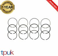 FORD TRANSIT MK6 MK7 2.4 PISTON RINGS FULL SET 2x2x2 TX2 DEFENDER 12 PCS