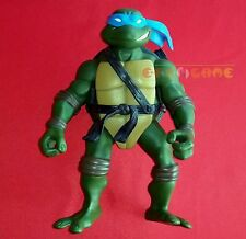 TMNT Teenage Mutant Ninja Turtles LEONARDO Playmates 2002 30 cm. Loose Usato DB