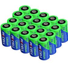 20 CR123A Photo Batteries DL123A CR17345 3 Volt Camera Battery PKCELL