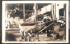 Mint USA RPPC Real Picture Postcard Early Factory Workers
