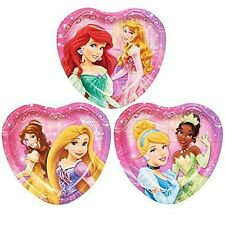 Paper Plates 8 Disney Princess Dream Party Hallmark Assortment Birthday Pack