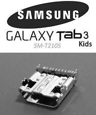 2X Usb Charging Port Dock Connector Jack for Samsung Galaxy Tab 3 Kids T2105