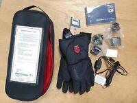 Hestra Women's Heated Glove Liner Medium Size 7 Brand New