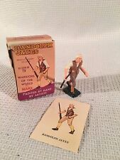 Marx Warriors of the World Revolutionary Soldier ~ Randolph Jayes ~ Card & Box