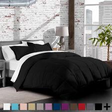 Premium 1800 Series Goose Down Alternative Hypoallergenic Comforter Set