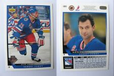 1993-94 Upper Deck #181 Sergei Zubov 1/1 UD 30 buyback 1 of 1 New York Rangers