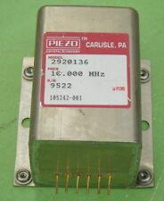 1pc Piezq 10M 2920136 High stability crystal vibration