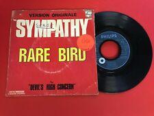 DISQUE VINYLE 45T : Sympathy - Rare bird