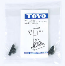 INFINITY STOPPER TOYO n°1300 - JAPAN - TOYO 45 A AII AR 45 CF 45 CFL 810 M MII