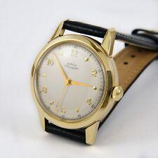 Vintage Ball Automatic Men's Watch Swiss ETA 1256 17 Jewel Movement 10K GF