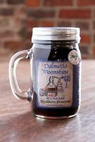 Palmetto Moonshine Blackberry Preserves 18 Oz Made in USA FTC Jam Jelly Spread
