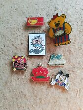 7 Pin's Pins divers