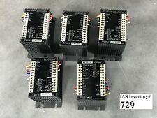 Rorze RD-025 M50 Micro Step Driver (lot of 5) used working, 90 day warranty