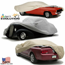 Evolution Grey Custom Fit Car Cover 10-12 Chevy Camaro SS Cpe 2dr. w/Ant. Pocket