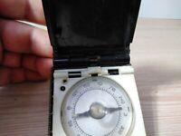 Vintage Soviet compass. Original.  USSR  3