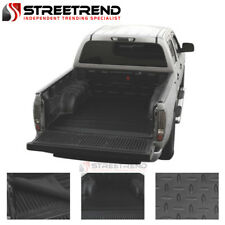 "For 93-11 Ford Ranger 6'/72"" Short Cab Rubber Premium Trunk Truck Floor Bed Mat"