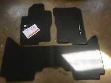 NEW OEM NISSAN CARPET FLOOR MATS XTERRA 2005-2008* CHARCOAL COLOR ONLY