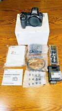 Nikon Z7 45.7MP Digital Camera - Black (Body Only) Only 213 Shutter Actuations