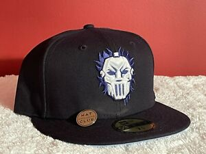 Hat Club Exclusive New Era Fitted Casey Jones Hockey Mask 2.0 Hat Size 7 3/8