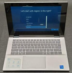 """Dell Inspiron 14 5406 2 in 1 14"""" FHD TOUCH i7-1165G7 8GB RAM 512GB Win 10 - dent"""