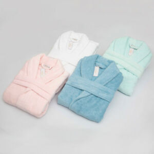 100% Combed Cotton Terry Toweling Bathrobe (6 colours) $39.90 Free Delivery