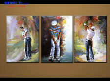 Large MODERN ABSTRACT OIL PAINTING On Canvas Contemporary Wall Art Decor oil082