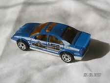 MATCHBOX MADE IN CHINA POLICE CAR