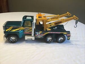 Nylint Towing And Recovery 24 Hour Double Boom Tow Truck