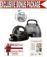 Exclusive Platinum Series Panasonic Ni-Wl602L Charcoal Iron Package!
