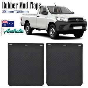 Mudflaps Mud Flaps Splash Guards For Toyota Hilux Ford Ranger Mitsubishi Triton