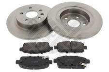 Bremsensatz, Scheibenbremse für Bremsanlage Hinterachse MAPCO 47697