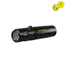 Ledlenser iL7R - Intrinsically Safe 360-Lumen LED Flashlight Rechargeable