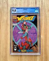 X-Force #2 CGC 9.8 (Sep 1991, Marvel)